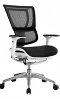 Eurotech ioo-wht Mesh Executive Chair