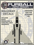 1/48 F-4 USN Walkways