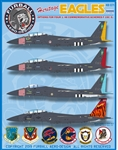 "1/48 F-15C/E ""Heritage Eagles"