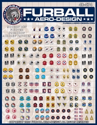 1/48 US Navy Fighter Squadron Aircrew Patches