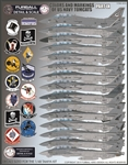 1/48 USN F-14 Tomcats Colors & Markings Part 9