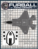1/48 F-35A Vinyl Mask Set for the Kittyhawk Kit