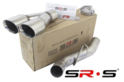 SRS 07-13 Chevrolet Suburban / Avalanche / Tahoe Axleback Exhaust System