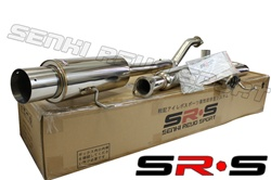 SRS Chevrolet Cobalt 05-08 SS Super Charge catback exhaust system