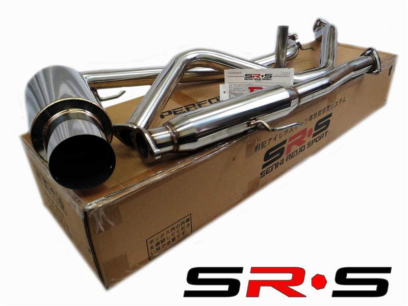 Srs Honda Civic 8891 Hb Catback Exhaust System: 97 Civic Ex Exhaust At Woreks.co