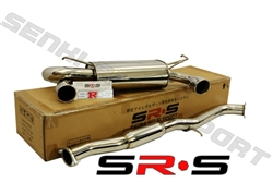 SRS  INFINITY G35 03-07 2D catback exhaust system
