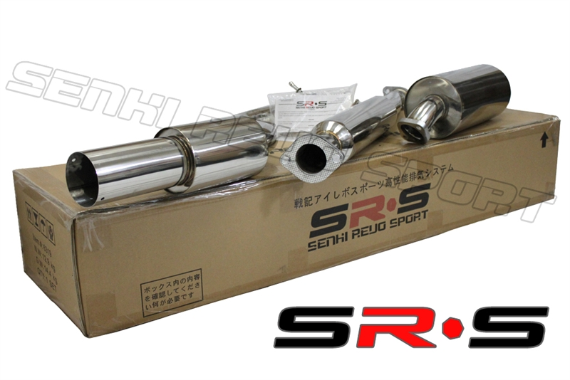 Srs Mazda 3 4dr 0409 Catback Exhaust System Will Not Fit Speed: 3 Exhaust System At Woreks.co