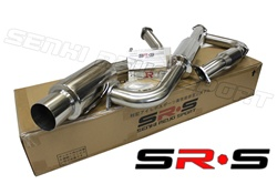 SRS Mitsubishi Eclipse GST 95-99 TALON catback exhaust system