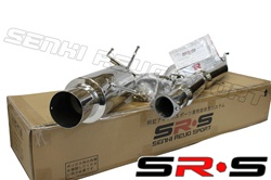 SRS Mitsubishi Eclipse GSX 95-99 catback exhaust system