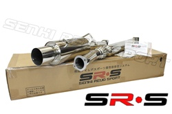 SRS Subaru WRX TURBO 02-07 ( Fits Wagon as well) catback exhaust system