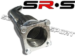 03-05 Dodge Neon SRT-4 Turbo High Flow Design Down Pipe