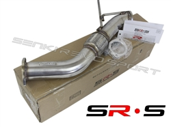 "SRS 3"" 15-17 Ford Mustang Stainless Steel Down Pipe Exhaust"