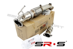 SRS 13-17 Ford Focus Catless Downpipe