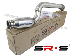 "SRS 3"" 09-14 Hyundai Genesis Coupe Down Pipe Exhaust (Real Cat)"