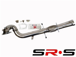 "Mazdaspeed 3 2007-2009 2.3L 4Cyl 3"" Stainless Steel Turbo Downpipe ( CAT DELETE)"