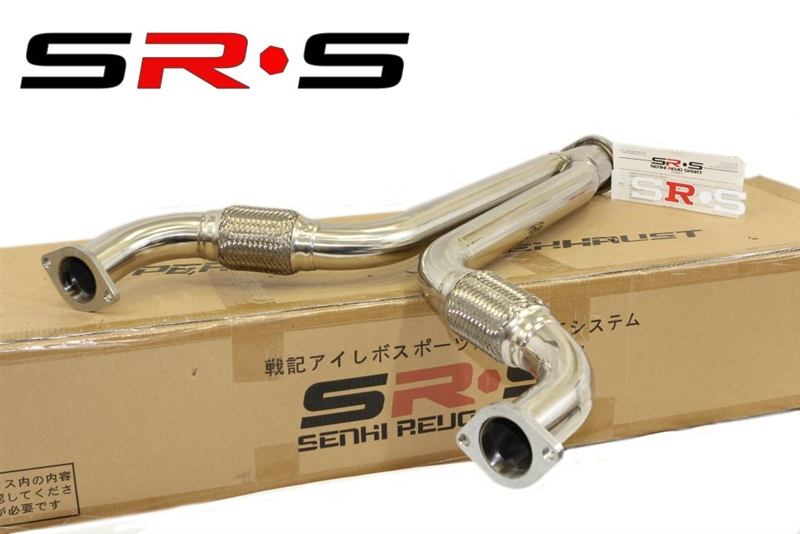 SRS Nissan 350Z 02-07 Y-pipe / downpipe