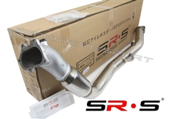 SRS 08-18 WRX/STI Catless Bellmouth Downpipe