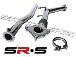 06-09 Volkswagen GOLF/GTI Audi A3 Down Pipe