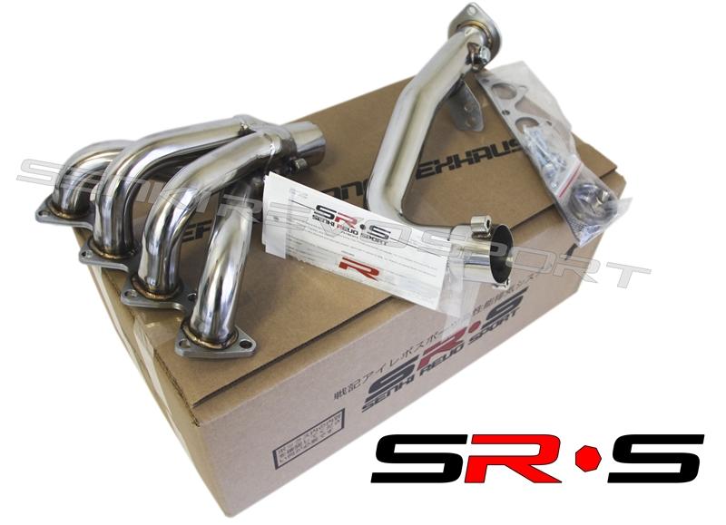 ACURA INTEGRA 92 93 LS RS GSR STAINLESS STEEL HEADER 4 1