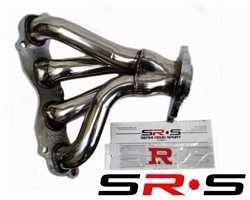 ACURA RSX BASE/NON TYPE S STAINLESS STEEL HEADER