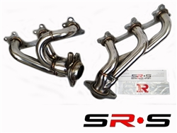FORD MUSTANG 2005-2010 4.0L V6 (NON-GT) STAINLESS STEEL HEADER