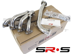 HONDA CIVIC/CRX 88-00 ALL MODEL STAINLESS STEEL HEADER 4-1