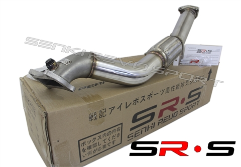 SRS 12-15 Honda Civic SI Stainless Steel Header Exhaust
