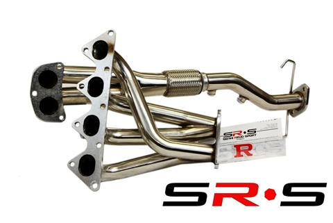 Mitsubishi Lancer 2002-2003 2.0L 4G94 Stainless Steel Header + Downpipe