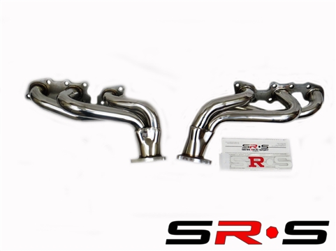 NISSAN 300ZX 90-96 Z32 VG30DE NON TURBO STAINLESS STEEL HEADER