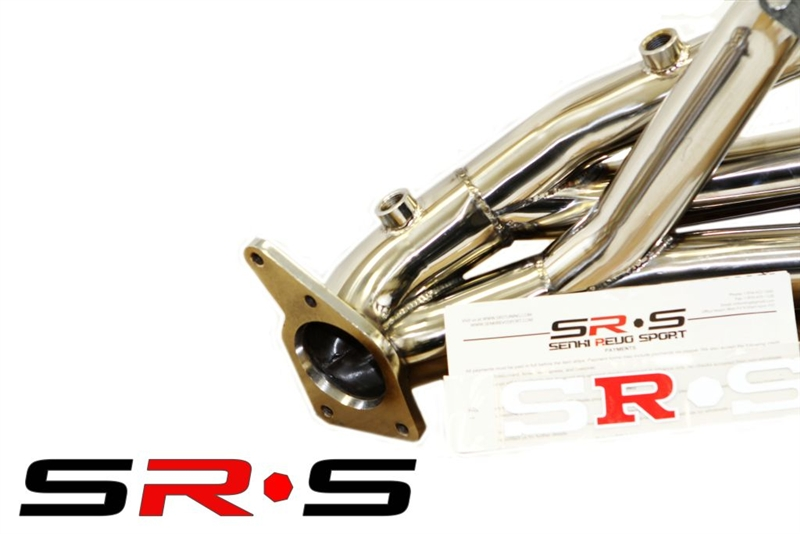Nissan Sentra 2007-2012 SER Spec V 2 5L QR25DE Stainless Steel Header