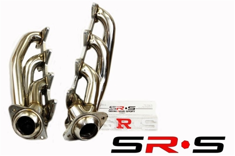 NISSAN 240SX S13 S14 89-96 KA24 BOTTOM MOUNT STAINLESS STEEL MANIFOLD