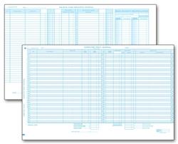 General Disbursement Computer Input Journal