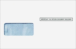 1042S 2up Standard Single Window Envelope