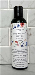 Bite-Me-Not Herbal Oil