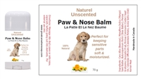 Paw & Nose Balm for Dogs - Unscented 15 ml