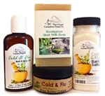 Cold & Flu Bundle - 4 Items