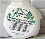 Peppermint & Tea Tree Conditioner Bar 70 g(2.5 oz)