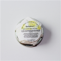 Bergamot Conditioner Bar - Round 70 g (2.5 oz)