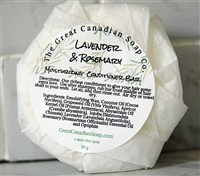 Lavender & Rosemary Conditioner Bar 70 g (2.5 oz)