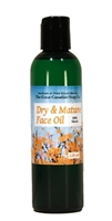 Face Oil For Dry & Mature Skin-120 ml (4.1 fl oz)
