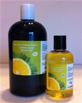 Lemony Grass Shower Gel - 500 ml (16.9 fl oz)