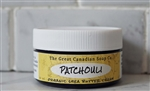 Patchouli Organic Shea Butter Cream - 60 ml
