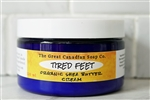 Tired Feet Organic Shea Butter Cream - 120 ml
