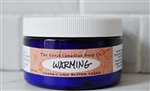Warming Organic Shea Butter Cream - 120 ml