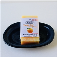 Water Based Orange Zest Soap - 100 g