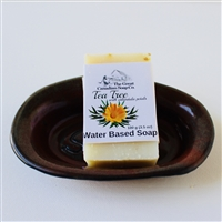 Water Based Tea Tree & Calendula Petals Soap 100 g