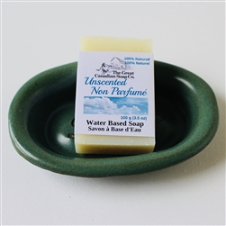 Water Based Unscented Soap - 100 g