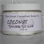 Coconut Shea Butter Sugar Scrub