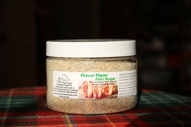 Feelin' Fresh Foot Scrub - 240 g (8.1 oz)