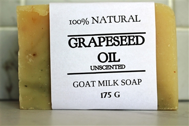 Grapeseed Goat Milk Soap - Extra Large Bar 175 g
